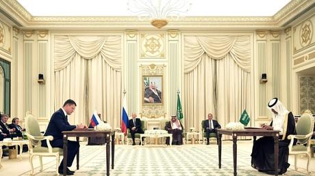 Agriculture et énergie au programme de la visite de Poutine à Riyad