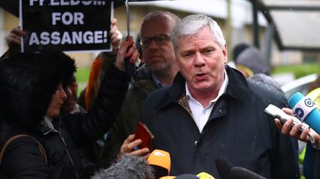 Rédacteur en chef de Wikileaks: «C'est honteux de devoir défendre le journalisme devant un tribunal»
