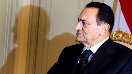 L'ancien président égyptien Hosni Moubarak est décédé