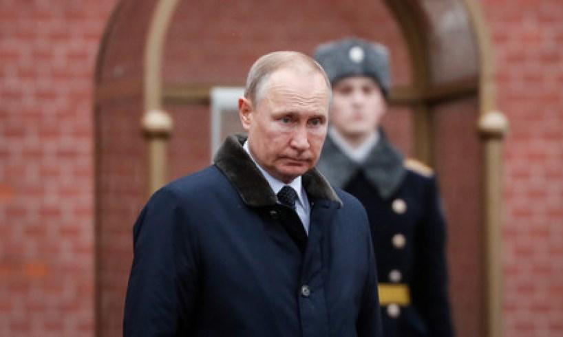 «Ce sont eux qui sont coupables» : Poutine évoque le déclenchement de la Seconde Guerre mondiale