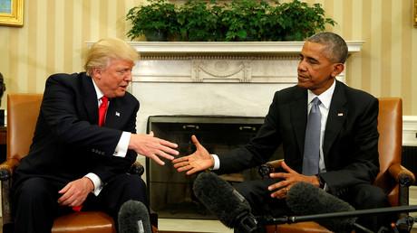 «Obamagate» : Donald Trump accuse son prédécesseur dans le mythe de la collusion russe