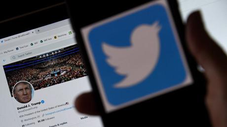 Twitter supprime l'hommage de l'équipe de Trump à George Floyd citant une atteinte au droit d'auteur