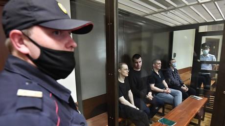 Russie : jusqu'à 7 ans et demi de détention requis contre des jeunes accusés d'extrémisme