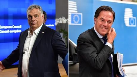 Viktor Orban accuse les Pays-Bas de vouloir «punir financièrement» la Hongrie