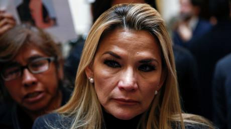 «Si nous ne nous unissons pas, Morales revient»: Jeanine Anez renonce à être candidate aux élections