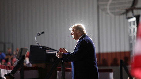 «Je fais passer l'Amérique avant tout, vous devriez faire pareil chez vous», lance Trump à l'ONU