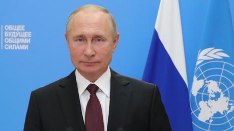«Des efforts communs pour un avenir commun»: les temps forts du discours de Vladimir Poutine à l'ONU