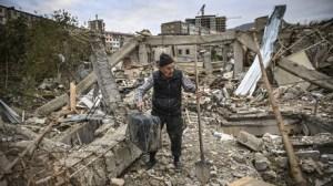 Haut-Karabagh : nouveaux bombardements en Azerbaïdjan, l'Arménie dénonce un «mensonge absolu»