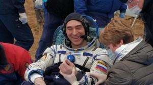 Retour sur Terre pour un équipage russo-américain de la Station spatiale internationale