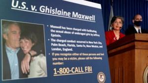 Ghislaine Maxwell, complice présumée d'Epstein, maintenue en détention
