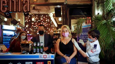 Israël : la mairie de Tel-Aviv organise des concerts reservés aux personnes vaccinées