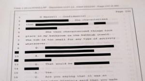 Affaire Epstein : des informations «sensibles» évacuées du témoignage de Ghislaine Maxwell