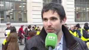 Révocation suspendue pour le patron du syndicat de police Vigi, qui avait critiqué Castaner