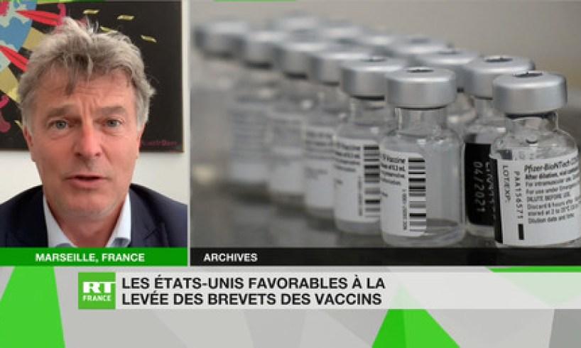 Levée des brevets sur les vaccins : «Cette décision va déterminer l'avenir de l'humanité»