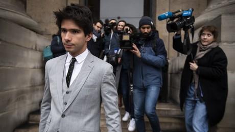 Juan Branco placé en garde à vue dans le cadre d'une enquête pour viol