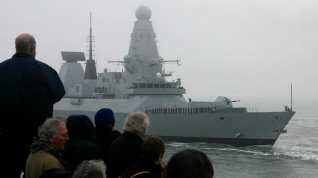 Times: Wielka Brytania wyśle dwa okręty wojenne na Morze Czarne w solidarności z Ukrainą i sojusznikami z NATO
