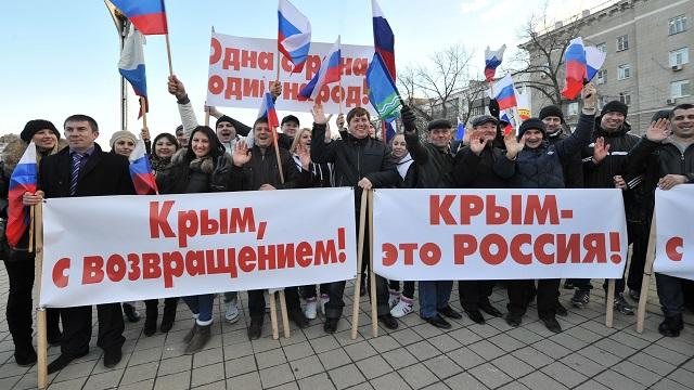 أهمية القرم الاستراتيجية بالنسبة لروسيا