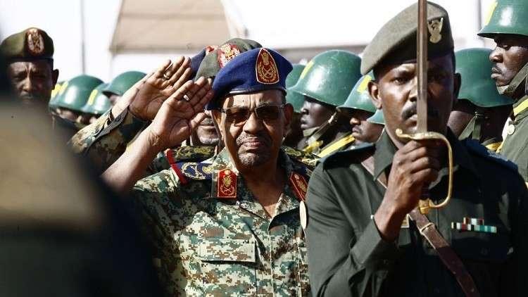 السودان يعلن رسميا عن تهديد مصري وإريتري والبشير يشحن الجيش كـ