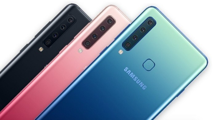 Samsung .. a phone with 4 rear cameras