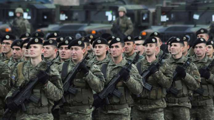 Serbia requests an emergency session of the Security Council after Kosovo announces the establishment of an army