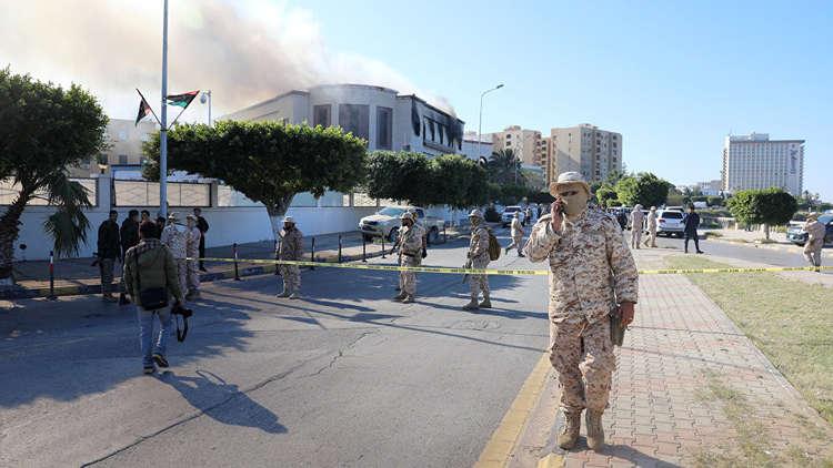 مقتل صحفي بوكالة أسوشيتد برس الأمريكية في طرابلس بليبيا