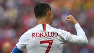 استدعاء رونالدو لتشكيلة البرتغال لأول مرة منذ كأس العالم 4