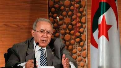 لعمامرة: بوتفليقة سيسلم السلطة لرئيس ينتخبه الشعب 1