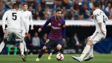 شاهد وصوت على أفضل هدف العلو تاريخ برشلونة 1