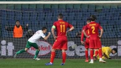 بلغاريا تنجو من الهزيمة أمام الجبل الأسود 26