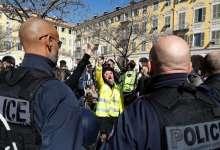"""الجيش الفرنسي ينضم إلى الشرطة لمواجهة احتجاجات """"السترات الصفراء"""" 8"""