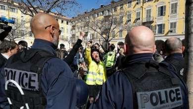 """الجيش الفرنسي ينضم إلى الشرطة لمواجهة احتجاجات """"السترات الصفراء"""" 1"""