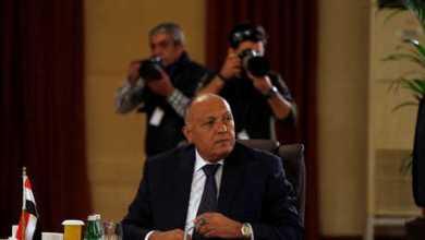 شكري: لا توجد شروط لدى مصر لعودة سوريا إلى الجامعة العربية 1