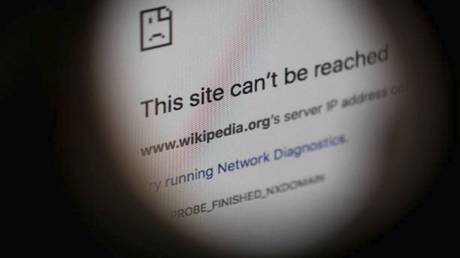 "Turkey banned .. China bans ""Wikipedia"" in all languages!"