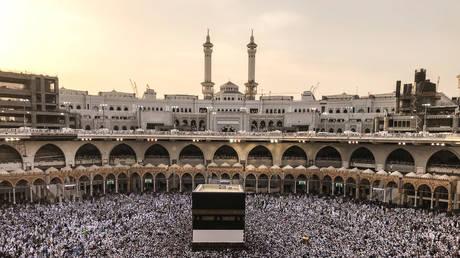 Saudi Arabia maintains the share of the Muslims of Crimea to perform Hajj
