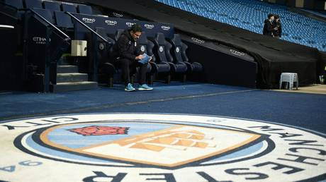"""Manchester City has responded strongly to the statement """"UEFA"""" on the violation of the rules of financial play clean"""