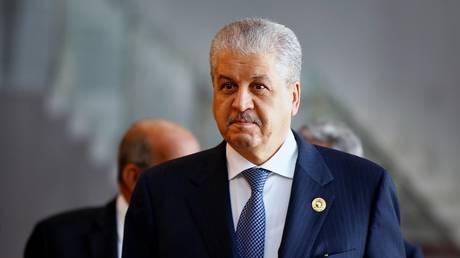 Algeria .. the deposit of former Prime Minister Abdelmalek Sallal reserve prison