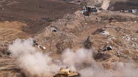 الفصائل السورية المسلحة تفتح محور عمليات ضد الجيش في ريفي حماة وإدلب
