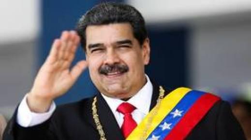 مادورو متفائل من المفاوضات مع المعارضة