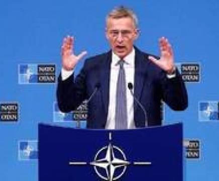 الناتو يرحب باقتراح ألمانيا بشأن إنشاء منطقة آمنة شمالي سوريا برعاية أممية thumbnail