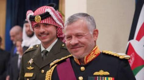 الملك الأردني عبد الله الثاني رجل الدولة لعام 2019