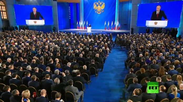The most important points that Putin made in his annual letter to the Russian Federation