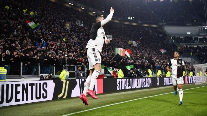 Video .. A great goal by Ronaldo