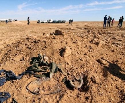 """الاستعداد لفتح """"مقبرة جماعية"""" لضحايا """"داعش"""" في نينوى thumbnail"""