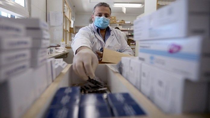 Jordan holds two million doses of a vaccine under development against Corona