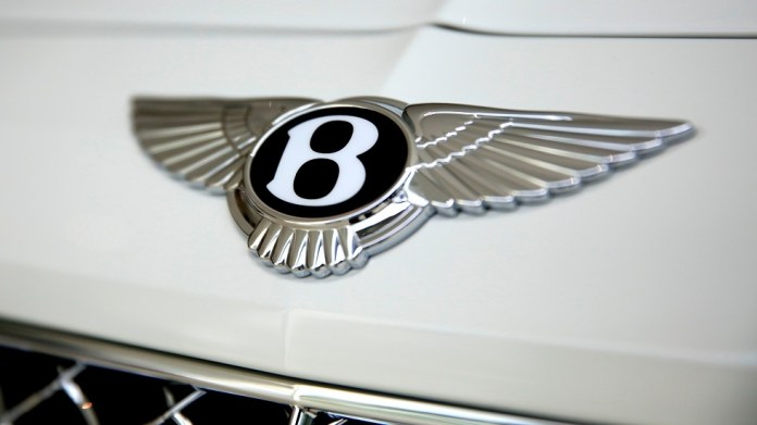Bentley announces its new luxury car