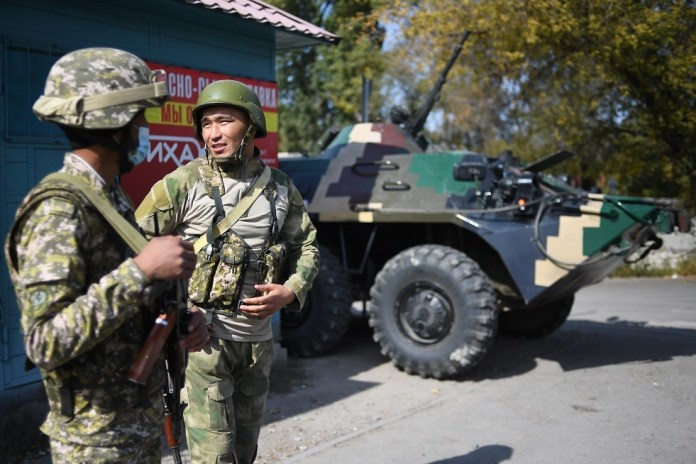 Bishkek authorities announce the stability of the situation in the city