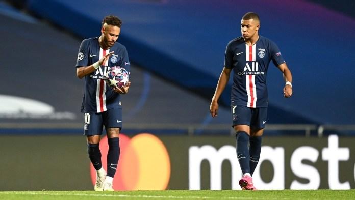 Paris Saint-Germain prefers Mbappe to Neymar to cut the road to Real Madrid