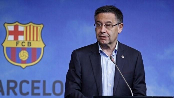 Bartomeu announces Barcelona's participation in a major tournament before his resignation