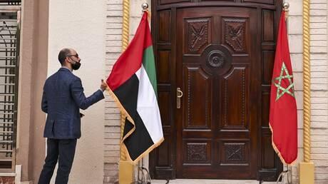 قنصلية الإمارات في الصحراء الغربية