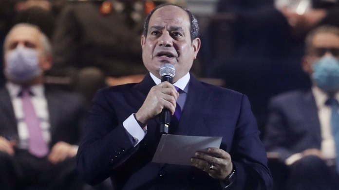 Al-Sisi announces the opening of the Handball World Cup